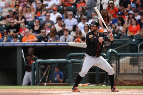 Brandon Belt is already very good, and I can't believe I have to point this out