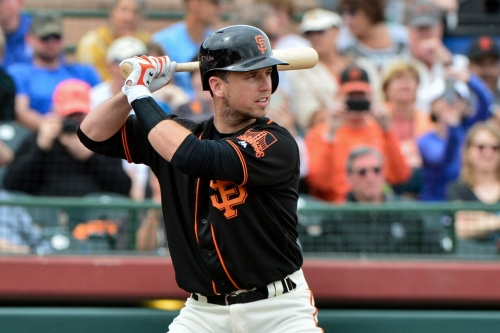 Comparing Buster Posey to the great catchers