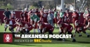 Arkansas podcast: Spring football has officially arrived