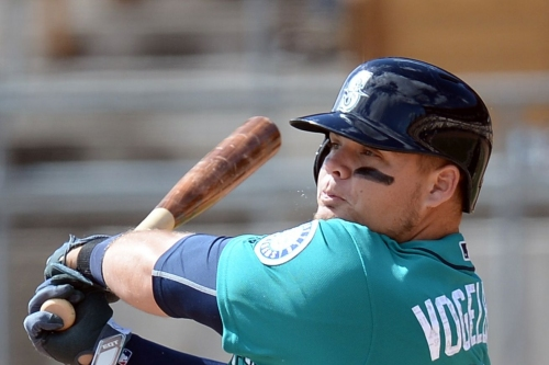 Why the Mariners sent down Dan Vogelbach