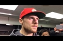 Red Wings' Jimmy Howard: Bar is high for franchise, tough coming up short