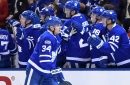Matthews sets franchise mark in Maple Leafs 3-2 win over Panthers