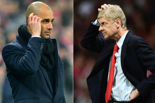 Pep Guardiola gives Arsenal line up hint ahead of Man City clash on Sunday