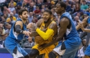 Home losses put pressure on Pacers' playoff plans