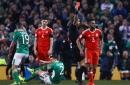 Everton defender Seamus Coleman's leg break left Neil Taylor 'almost in tears'