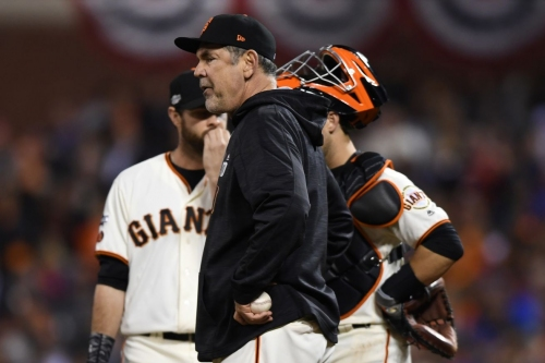 MLB preview 2017: The Giants would very much like the bullpen to be better, thank you