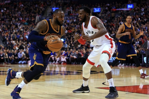 Do the Raptors want the Cavaliers in the second round?