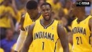 Lance Stephenson is back with Pacers