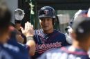 Twins 5, Red Sox 3: ByungHo Park does it again