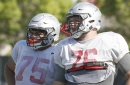 UNLV spring Day 13 recap: Good times for Raiders fan Kyle Saxelid