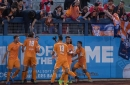 Calistri, Fernandez Impress in Roughnecks' Opener
