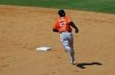 Orioles place Rule 5 pick Aneury Tavarez on waivers