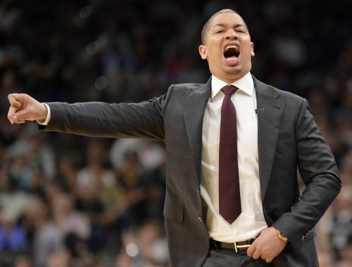 Cleveland Cavaliers still playing catch up, but believe there's enough time to get right