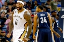 Cousins returns for Pelicans; Mejri out for Mavs The Associated Press