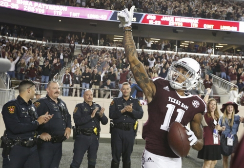 Going unnoticed fueled A&M's Josh Reynolds to become one of SEC's best WRs; could same happen in NFL?