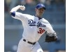 Dodgers leave Arizona with pitching staff set