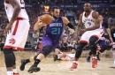 Belinelli helps Hornets beat Raptors 110-106 The Associated Press