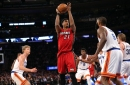 Balanced Heat attack powers 105-88 victory against Knicks