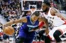 Kemba Walker's fourth-quarter heroics put the Stinger to Toronto Raptors' winning streak at ACC