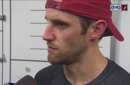 Goligoski: 'Eventually you break' when you're in the D-zone too much
