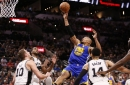 Explain One Play: Curry Dunks AGAIN, West takes over, Spurs fade
