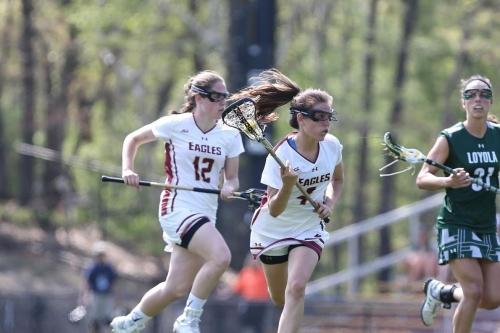 Boston College Women's Lacrosse Defeats Yale in Kenzie Kent's Return