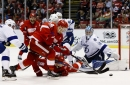 Gameday Updates: Detroit Red Wings at Tampa Bay Lightning: Line Combinations, Key Matchups
