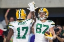 Who will the Packers' leading receiver be in 2017?