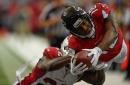 Taylor Gabriel had NFL's highest WR rating last season