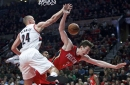 Omer Asik diagnosed with a gastrointestinal infection; will miss remainder of season