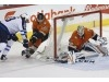 Ducks' 5-game win streak ends after Jets rally