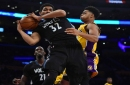 D'Angelo Russell, Karl-Anthony Towns plan to train together this summer