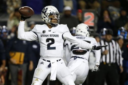 Spartans to host Utah State in 2018 Football Opener
