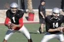 Quarterback race continues heading into UNLV's Spring Showcase