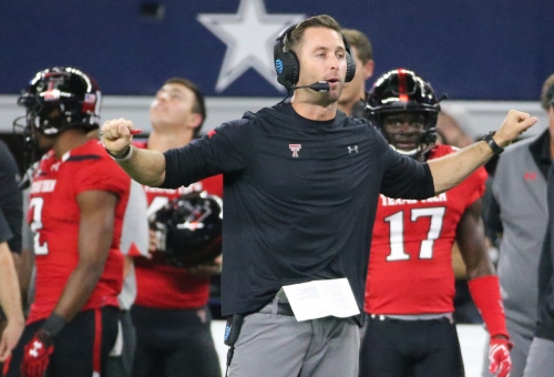 Texas Tech's decision to hold spring game at The Star in Frscio circles back to one key reason