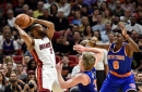 Heat fall to Knicks 98-94