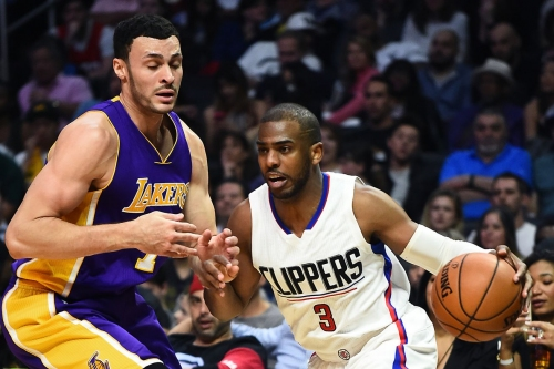 Lakers vs. Clippers Final Score: Chris Paul and Blake Griffin dominate, Lakers lose 115-104