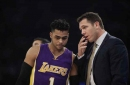 Lakers' Luke Walton sees