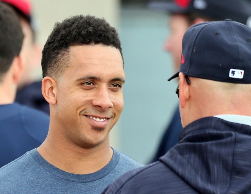 After a grueling 17 months, Michael Brantley's diligence finally pays dividends