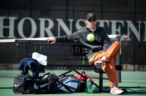 No. 8 Oklahoma State tops No. 6 Texas men's tennis