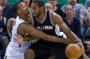 San Antonio vs. Utah, Final Score: Spurs stave off Jazz, 109-103