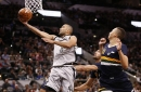 Tony Parker, Kawhi Leonard shine in the Spurs 109-103 win over the Jazz