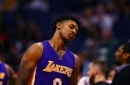 Nick Young has reportedly been shut down for the rest of the Lakers' season