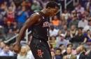 Rockets beat Suns but lose Sam Dekker as Harden, Ariza sit