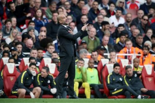 Man City boss Pep Guardiola praises two players after Arsenal draw
