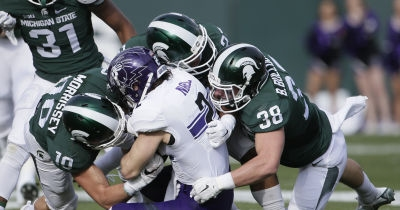 Michigan State-Northwestern football game moved from Friday night to Saturday