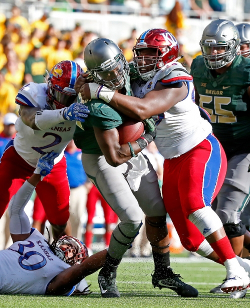 The top 10 defensive lineman in the Big 12: Does Kansas have the tools to lead the conference in the trenches?
