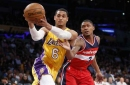 Lakers' Jordan Clarkson sharpening his fashion sense