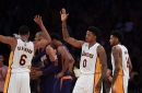 Jordan Clarkson says he steals Nick Young's clothes sometimes