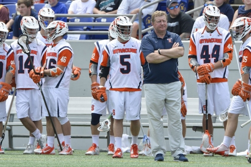 Syracuse Lacrosse: The Orange move to second in the polls